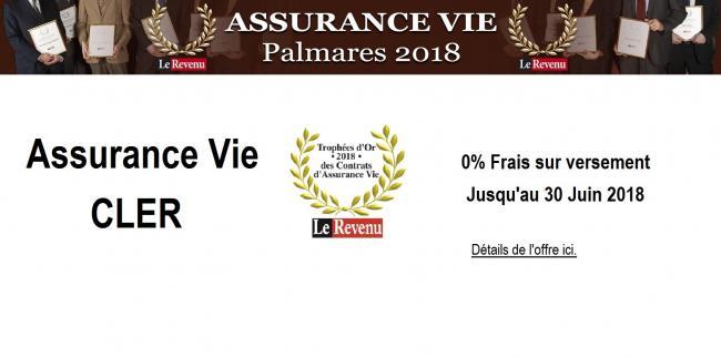 <p>Le Contrat CLER récompensé !</p>